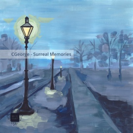 CGeorge - Surreal Memories EP [Digital]