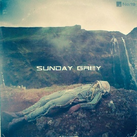 Nitin ‎– Sunday Grey EP (12