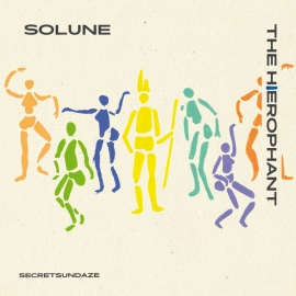 Solune ‎– The Hierophant EP (12
