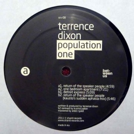 Terrence Dixon ‎– Population One [12