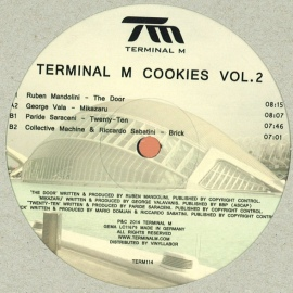 Various ‎– Cookies Vol. 2 (12