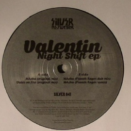 Valentin ‎– Night Shift EP (12