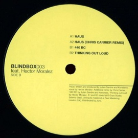 Blind Box, Hector Moralez ‎– Blind Box 003 EP (12