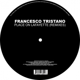 Francesco Tristano ‎– Place On Lafayette EP (12