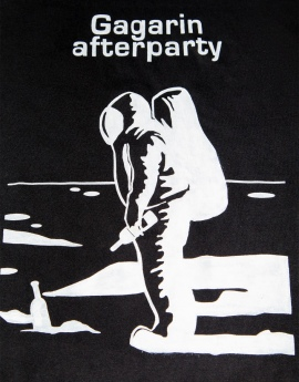 Gagarin Afterparty t-shirt