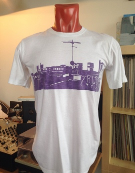 Saint Pete's Roof Tops T-Shirt v.2 [Handmade]
