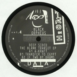 Deep Sided ‎– The Blank Transit EP [12