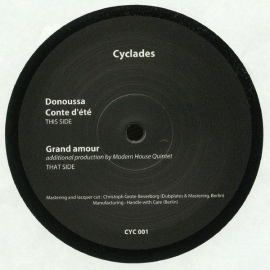 Cyclades ‎– Donoussa EP [12