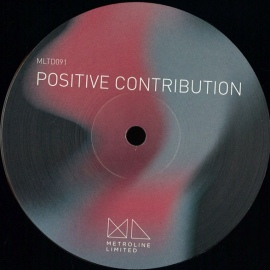 Various ‎– Positive Contribution EP [12