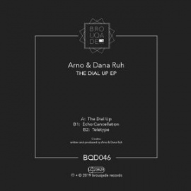 Arno & Dana Ruh ‎– The Dial Up EP [12