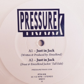 Einzelkind & Frost ‎– Just in Jack / 5 Seconds 1st State EP [12