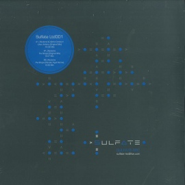 Various ‎– Sulfate Ltd001 EP [12