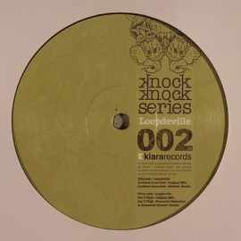 Loopdeville ‎– Knock Knock Series 002 EP [12